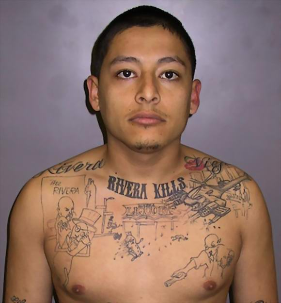Anthony Garcia Mug Shot