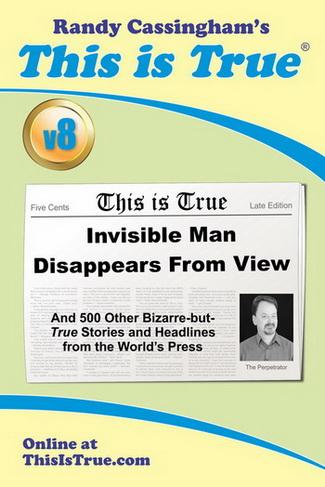 """Volume 8: """"Invisible"""""""