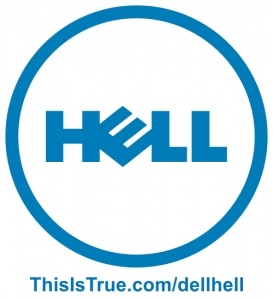 Dell Hell and Dumb People