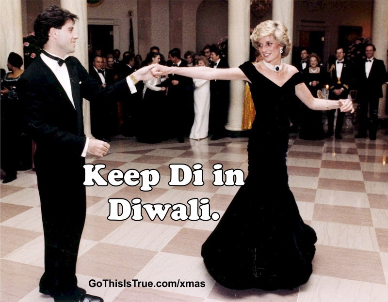 Image: Keep Di in Diwali