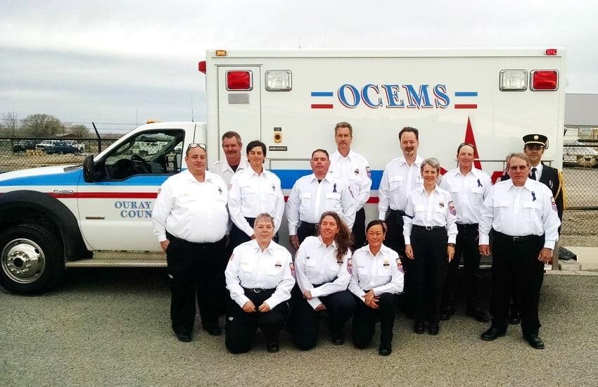 EMS crew