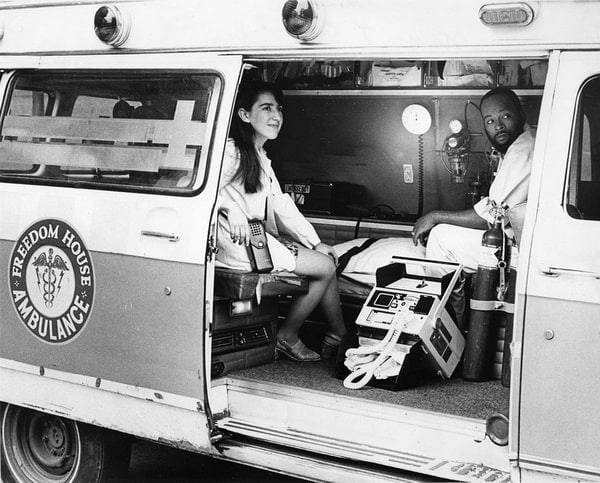 The First Paramedics – This is True