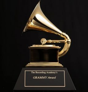 A Grammy award.