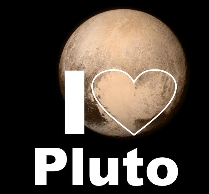 I love Pluto image