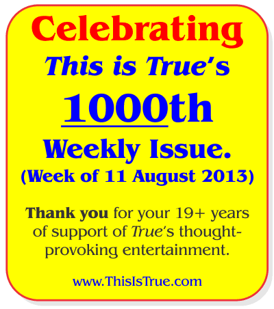 Celebrating 1000 Issues