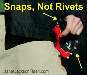 Janet Jackson 'Wardrobe Malfunction' Update