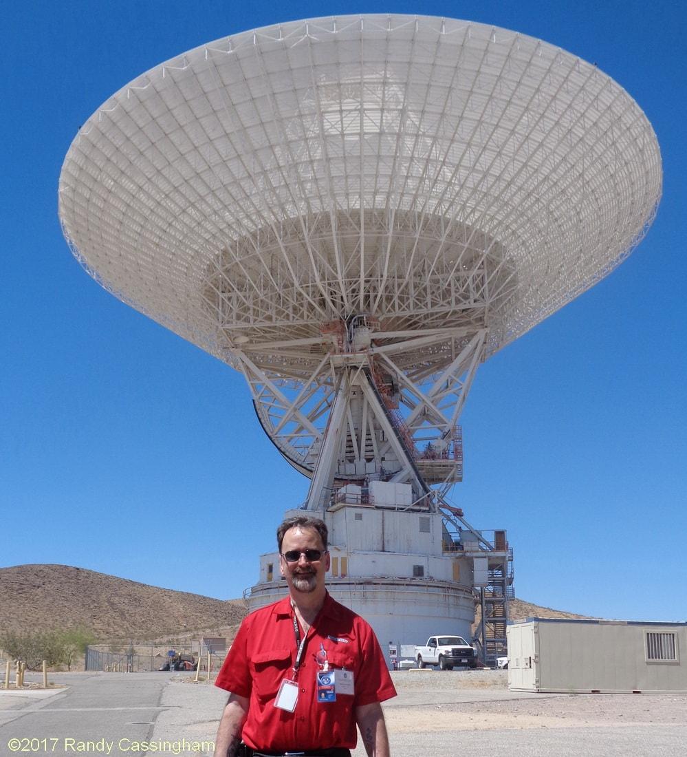 jpl 70meter dsn - Behind the Scenes at JPL