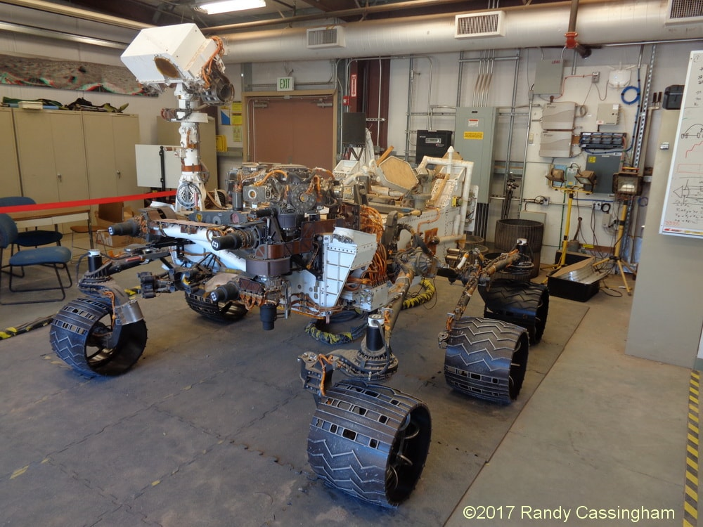 jpl curiosity rover - Behind the Scenes at JPL
