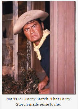 Larry Storch in F Troop