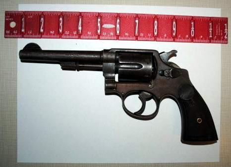 Michael Ward's Gun