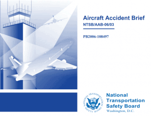 Dick Ebersol's Plane Crash