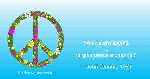 peace sign 300x158 - Peace Sign