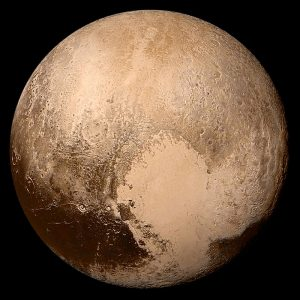 The Race to Pluto