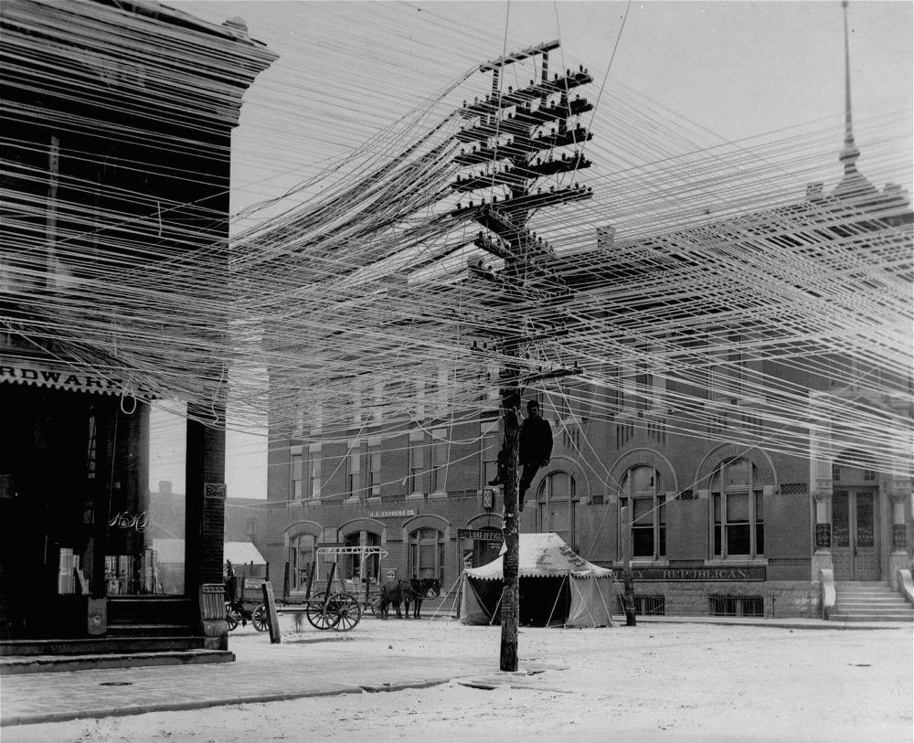 pratt kansas 1911 - Rural Electrification, Meet the Rural Internet