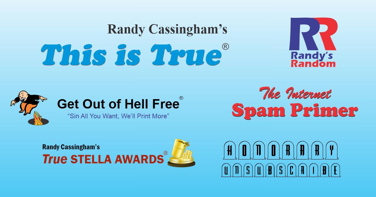 About Randy Cassingham