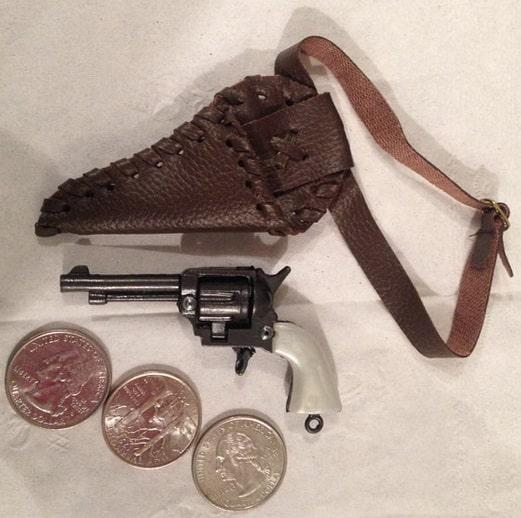 Rooster Monkburn's 'gun'