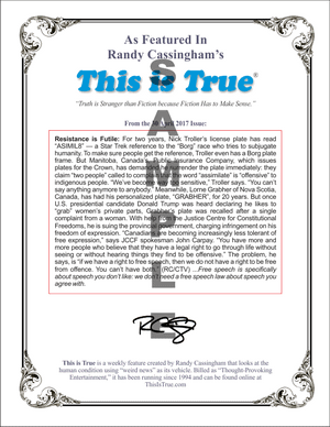 Sample story print