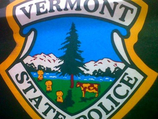 Altered Vermont State Police seal
