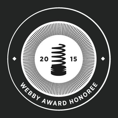 My award.